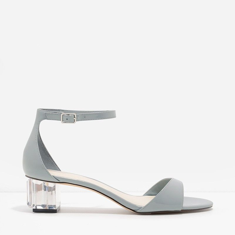 Basic Open-Toe Sandals | CHARLES & KEITH