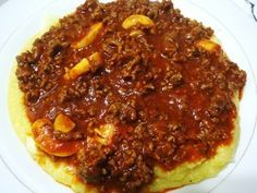 Angu Baiano Receita Receita De Angu Receitas Culinaria Baiana