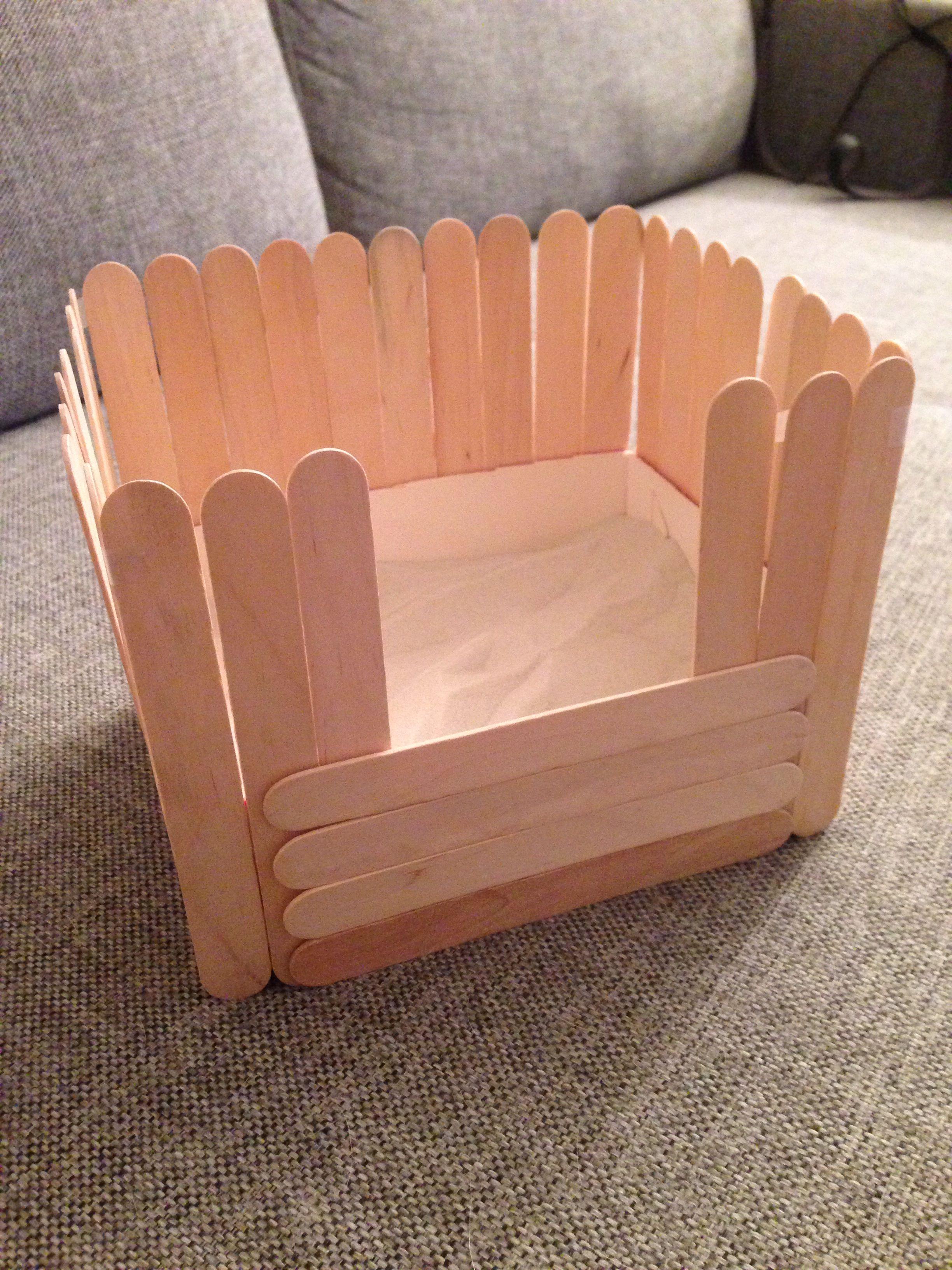 DIY Hamster Sand Bath … | J\'s | Pinterest | Bath, Hamster stuff and ...