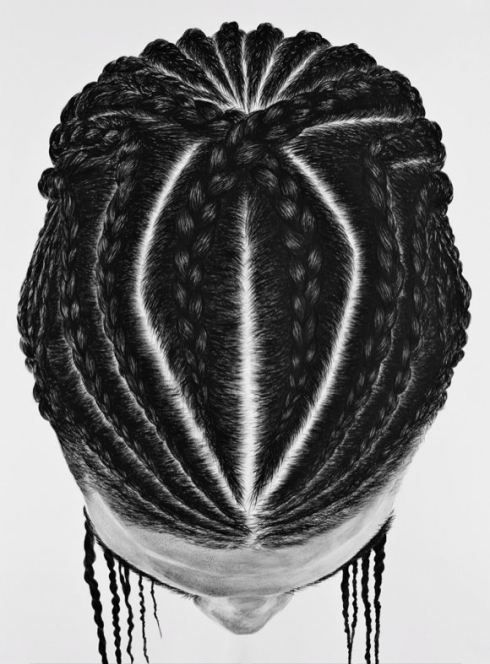 corn rows - So Yoon Lym - this is amazing. I have to get this done!