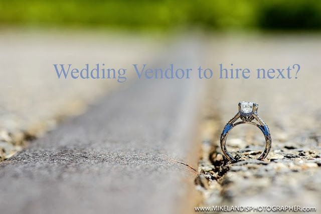 Wedding Planning TIPS: TOP 5 WEDDING VENDORS TO BOOK Immediately