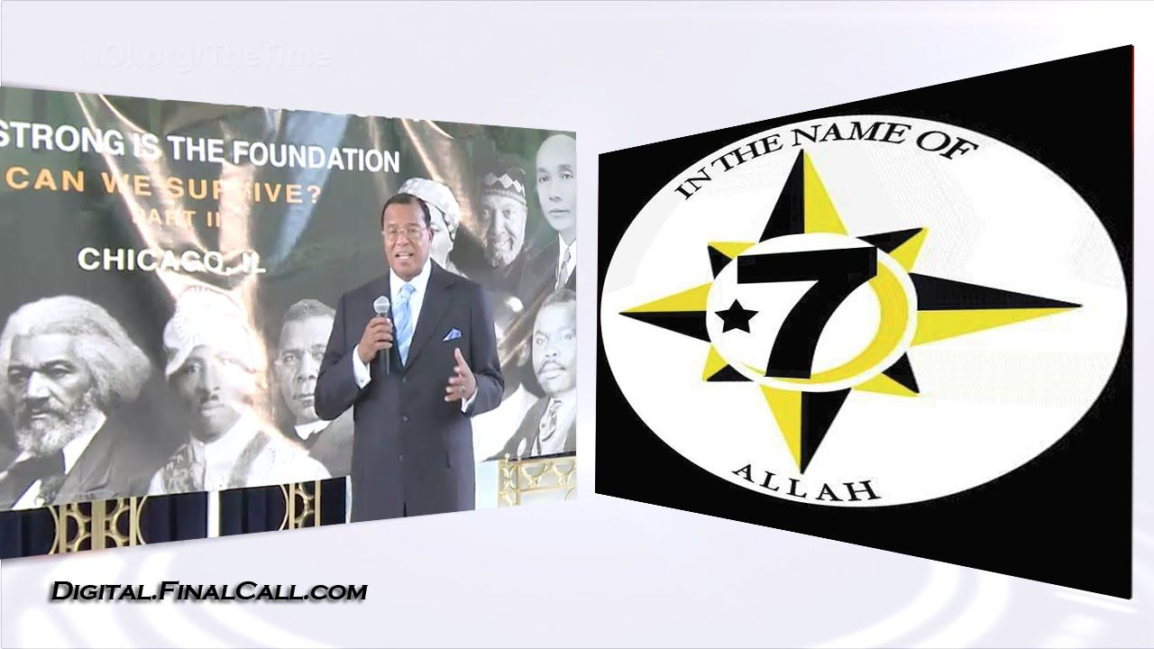 Farrakhan on Five Percent Nation Founder Clarence 13X