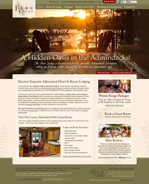 Pin On Hotel Resort Web Designs