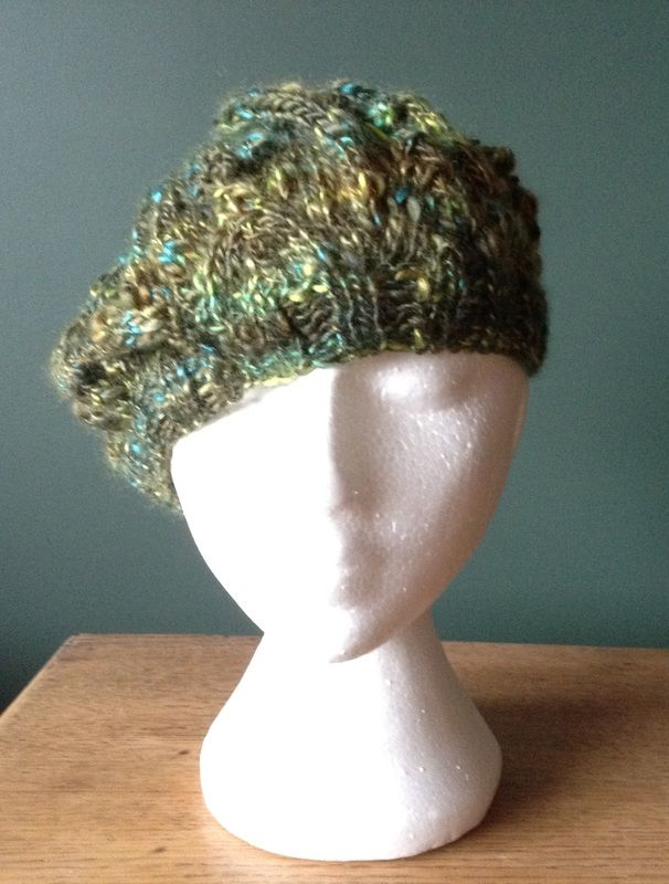 Hats that I made after the craft fair of 2015: