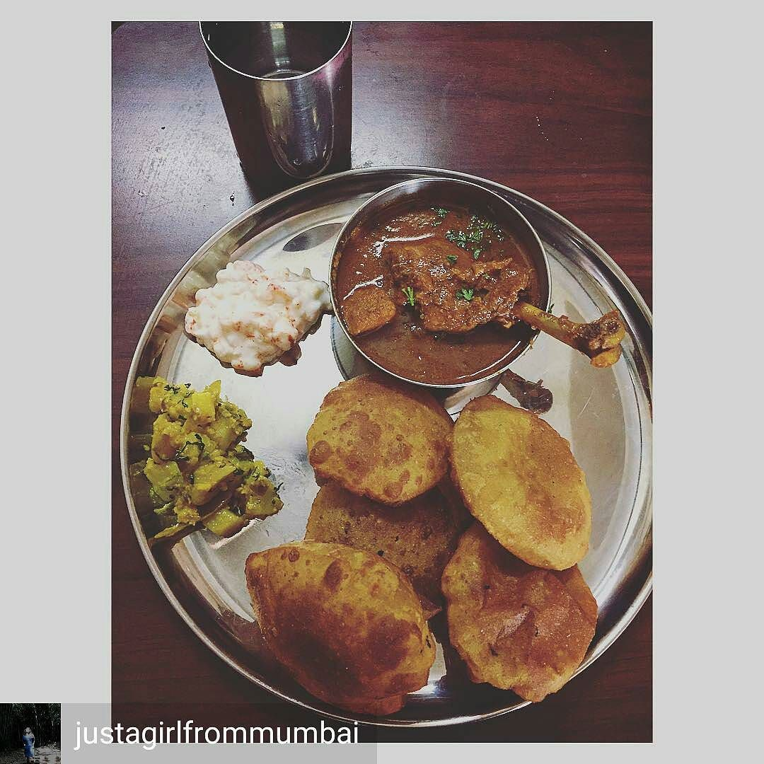 """Via @justagirlfrommumbai -  Force feeding in India is an art form in itself which has been perfected by generations of Indians.  We love to play this game where the host will gently coax you to taste something """"Arrey thoda aur lijiye"""" (Please have some more). And as a guest it is your duty to say """"Nahin nahin mera pet bhar Gaya"""" (No my stomach is full). There is something in our inherent DNA that makes us want to pile our guests with food. The refusal to eat is a personal insult on the host…"""