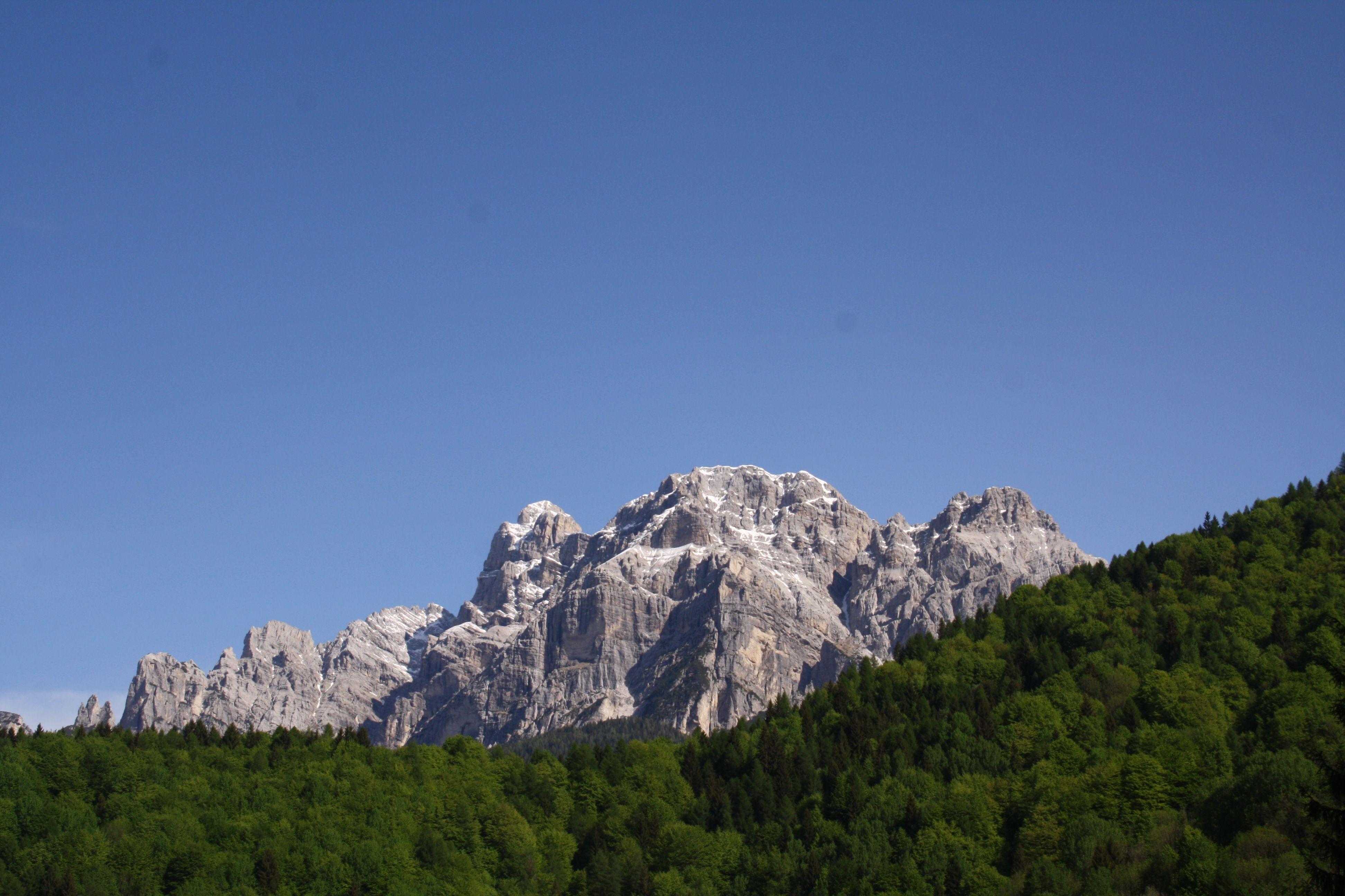 Mountains Veneto Italy