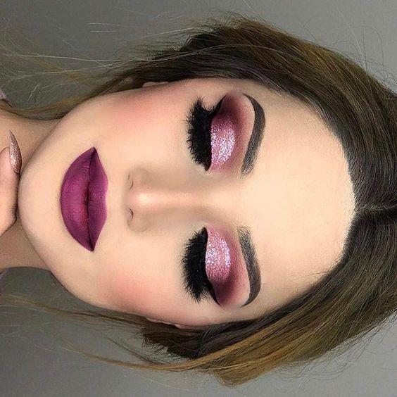 Foto #makeup La foto de la publicación apareció primero en makeup.thetrends …..