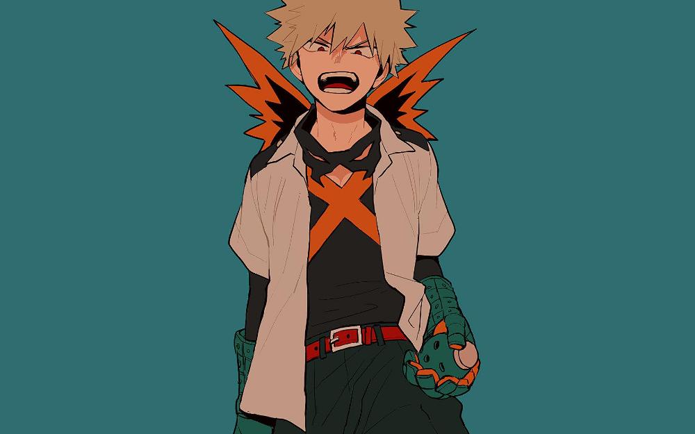 My Hero Academia Deku Bakugo And Todoroki Wallpaper Google Search Cartoon Anime My Hero