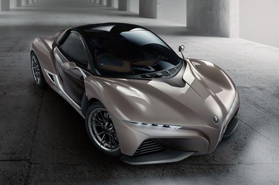 Yamaha sports car revealed at Tokyo motor show | Autocar | Idea Cars ...