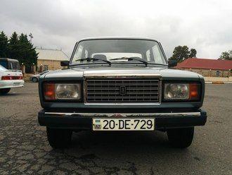 Lada Vaz 2107 Turbo Vehicles Auto