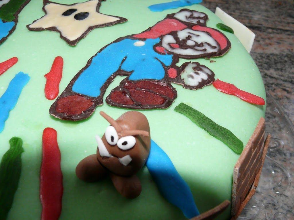 Super Mario Bross #Cakedesign #SuperMarioBross