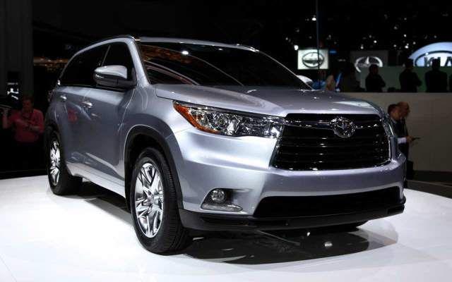 2017 Toyota Highlander Release Date Http Www Autocarkr
