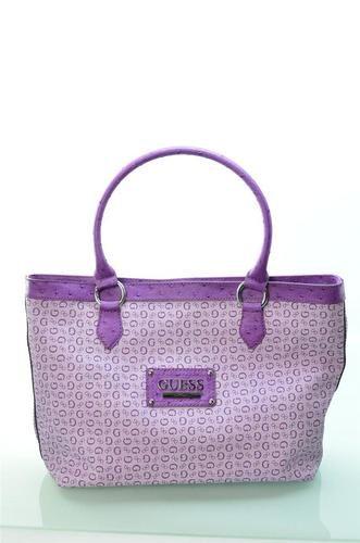 642e20035fe9 GUESS by Marciano PROPOSAL Purple LG Tote Bag Shopper HandBag Purse Satchel