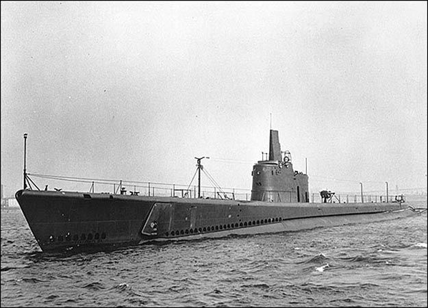 American Gato Class submarines were the bane of Japanese merchant ships during…