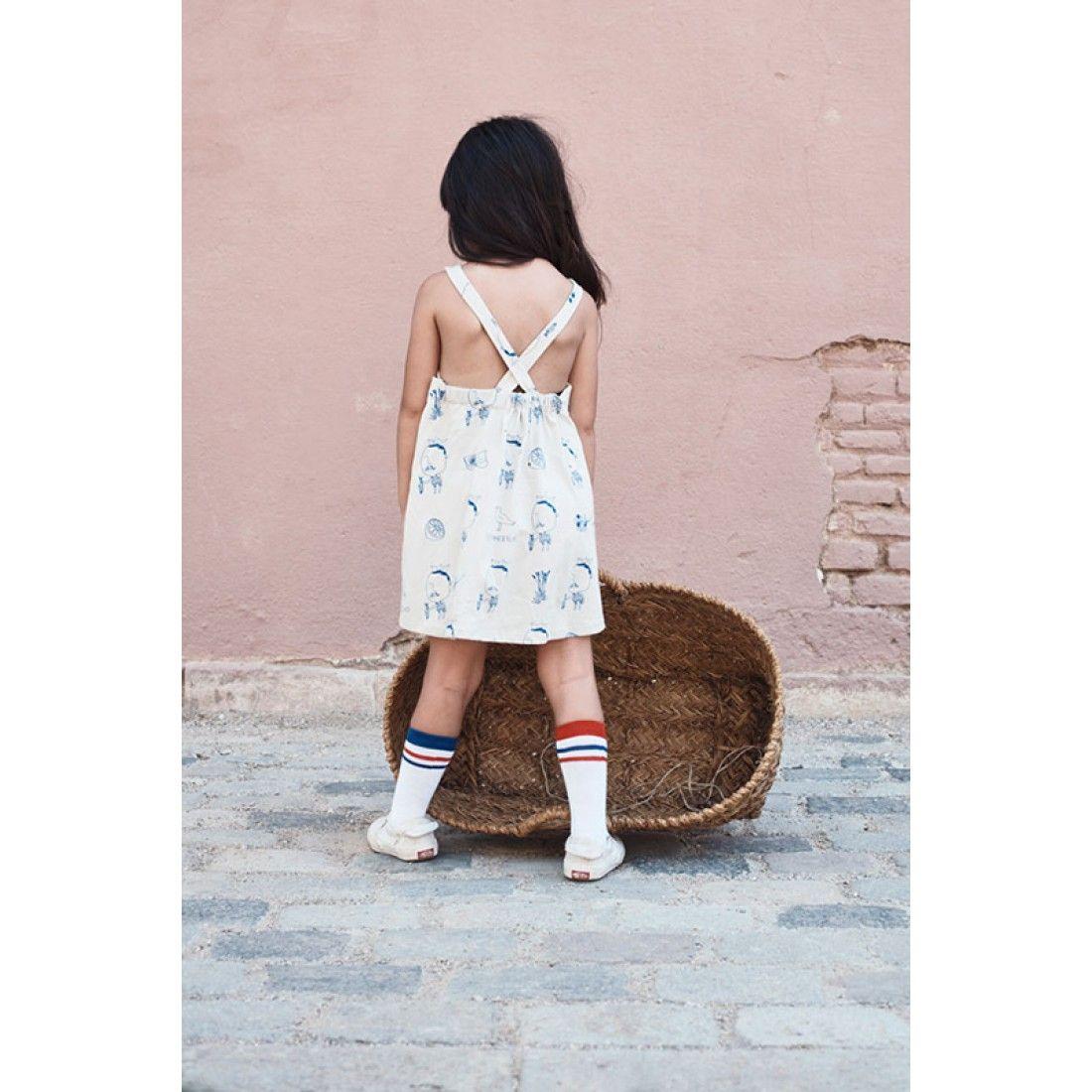 19eed7921e88 Les Petits Vagabonds Φόρεμα - LA MARSEILLAISE | Les Petits Vagabonds ...