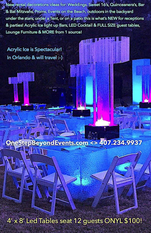 All Florida Beaches Wedding Decorator