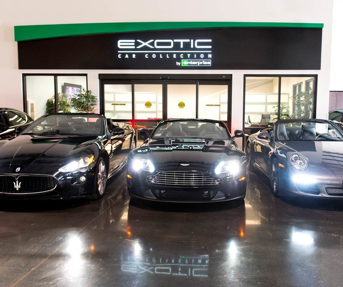 You Can Get Your Own Secret Agent Car Good Morning Arizona Azfamily Com Enterprise Rent A Car Aston Martin Car