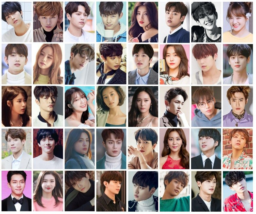 Pick Kpop Idol In Kdrama Quiz By Wangmoon