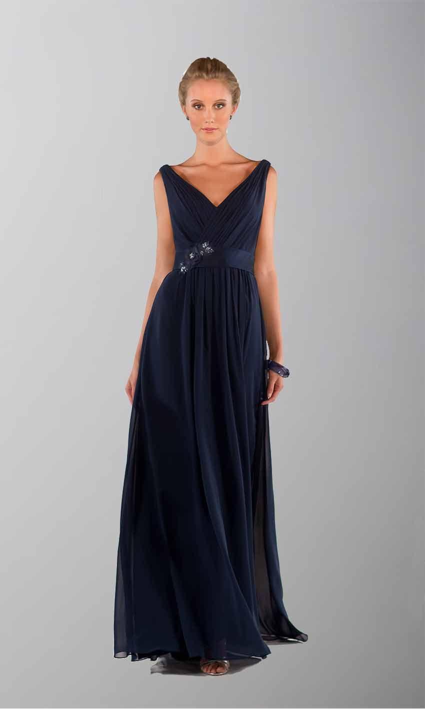 Long blue evening dress uk my best dresses pinterest evening