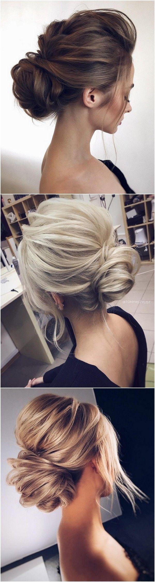 Elegant updo wedding hairstylesweddinghairstyles bridalfashion