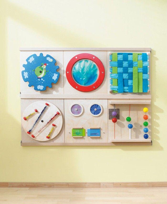 Haba Sensory Wall Complete Set Sensory Wall Wall Paneling Sensory Room