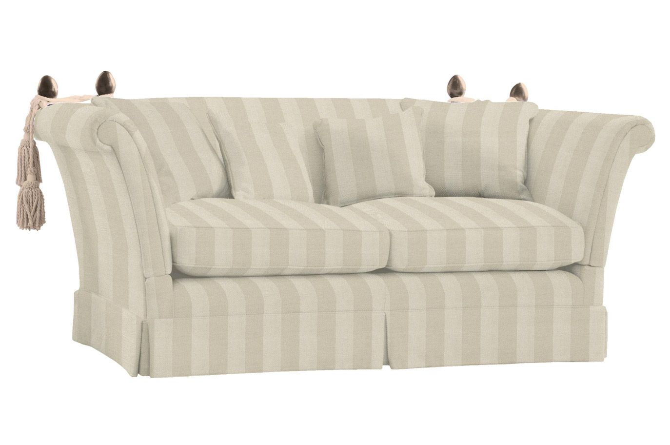 Langham Upholstered Grande Sofa Laura Ashley Made To