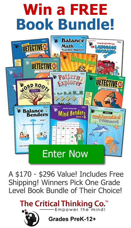 Win A Free Book Bundle Of Your Choice Homeschooling Pinterest