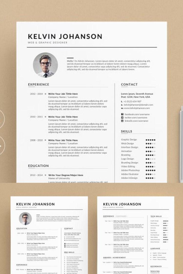 49+ Professional portfolio vs resume trends