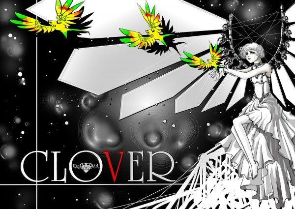 Tags: Anime, Fanart, CLOVER  Series , Suu  CLOVER