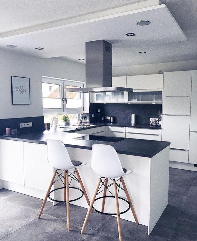 Wohnküche Kücheninsel: Pin Von Carolina Auf H O M E In 2019