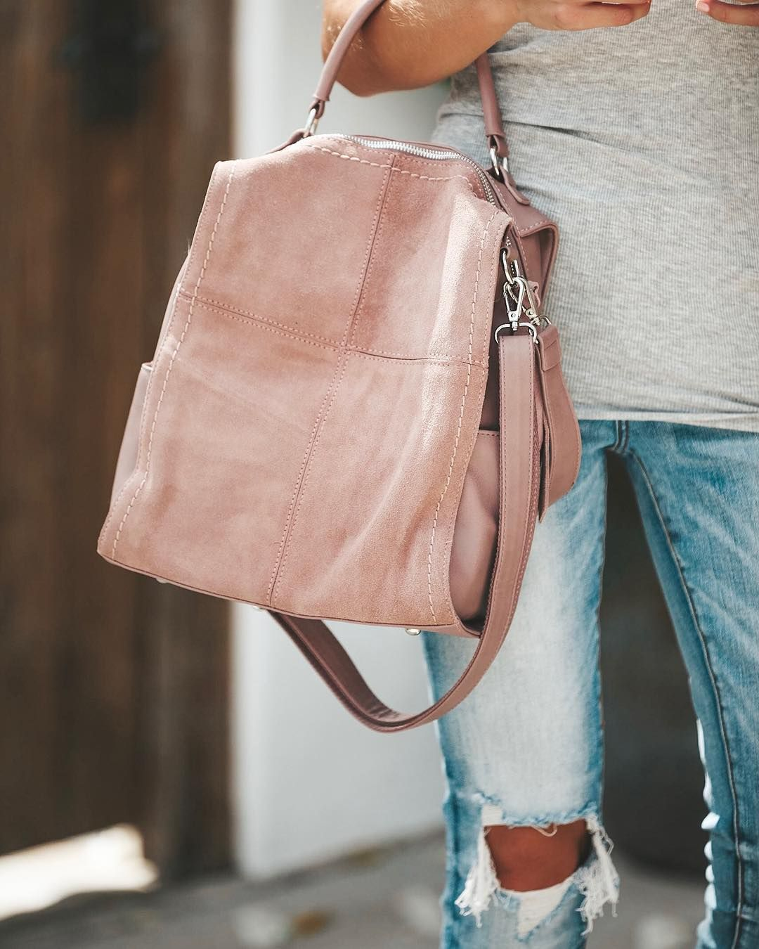 Don t miss our bestselling Brette Convertible Backpack - Mauve  48   As  seen on our doll  skynaite c156e628b079a