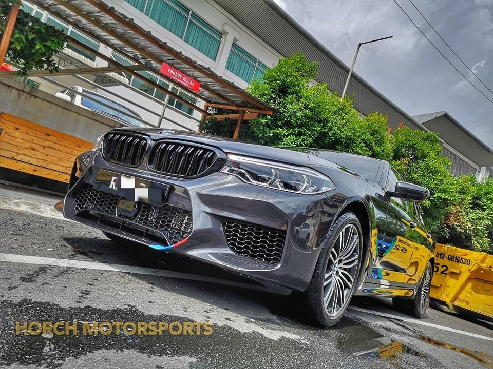 Bmw G30 5 Series Converted Into M5 F90 Alike Body Kit Horch