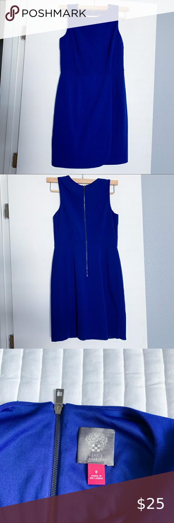 Vince Camuto Blue Dress Vince Camuto Blue Dress Size 8 Business Wear Work Dress Vince Camuto Dresses Clothes Design Blue Dresses Fashion [ 1740 x 580 Pixel ]