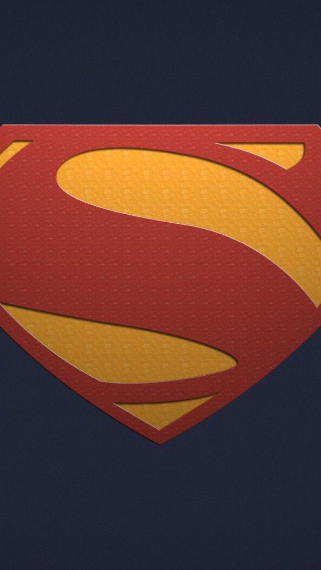 Superman Logo iPhone 5s Wallpaper Cartoon is a fantastic ...
