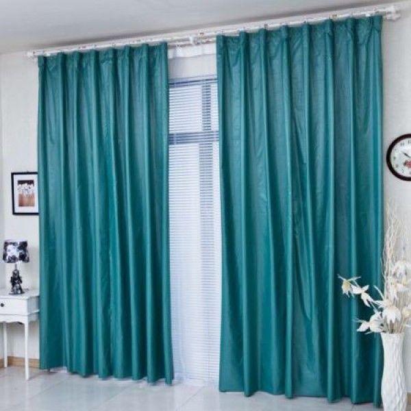 Teal Bedroom Curtains | boys bedroom curtains | Bedroom drapes, Teal ...