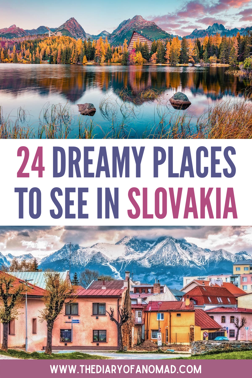 24 Incredible Places to Visit in Slovakia That Are