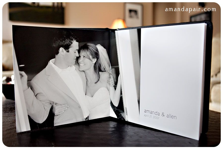 When Allen And I Got Married Almost Four Years Ago Chose To Forego The Photographers Package That Included A Wedding Album