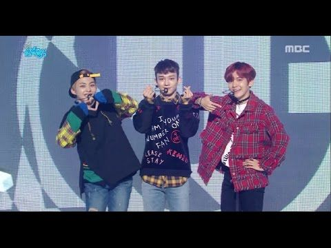 [HOT] EXO-CBX - The One, 첸백시 - 더 원 Show Music core 20161105 - YouTube