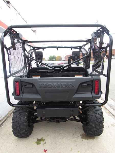 Used 2016 Honda Pioneer 1000 5 Deluxe Atvs For Sale In Michigan