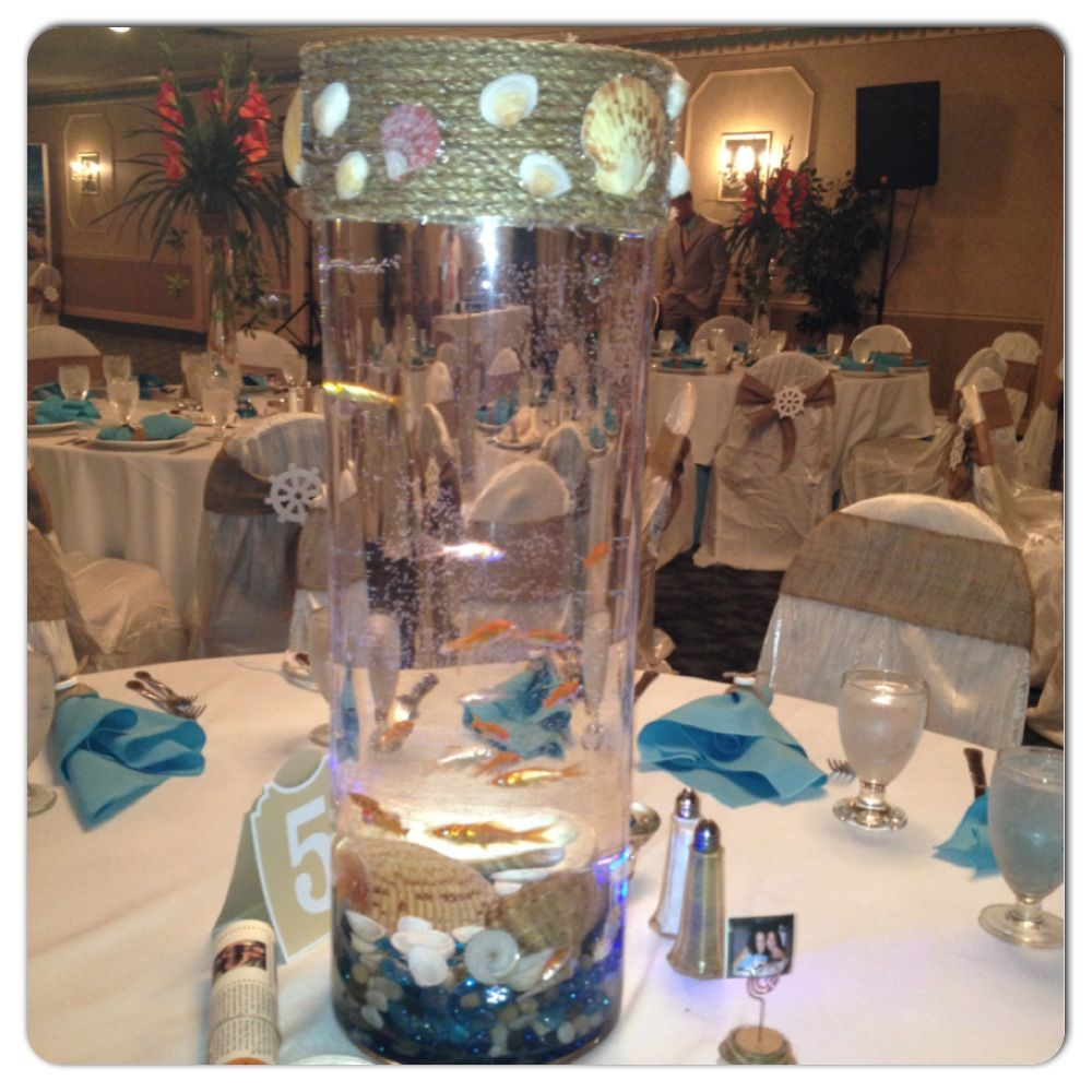 Best 25 Nautical Party Centerpieces Ideas On Pinterest