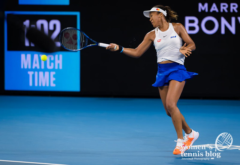 Naomi Osaka In 2020 Brisbane Osaka Brisbane International