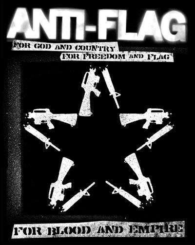 Pin By Colleen Mcdermott On Favourite Bands Anti Flag Rockabilly Music Music Poster