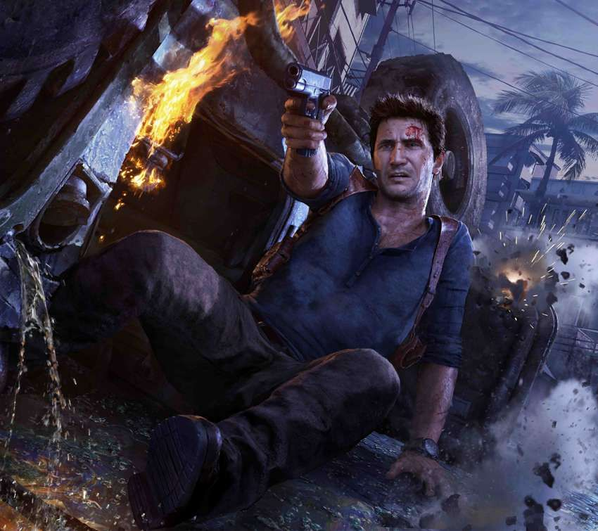 Uncharted 4: A Thief's End. So. Freakin. Good.