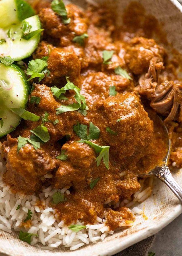Rogan Josh   Recipe in 2020   Recipetin eats, Lamb curry ...