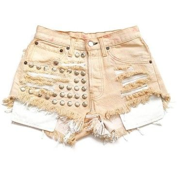 Shop women fashion accessories and clothes | Bleached shorts