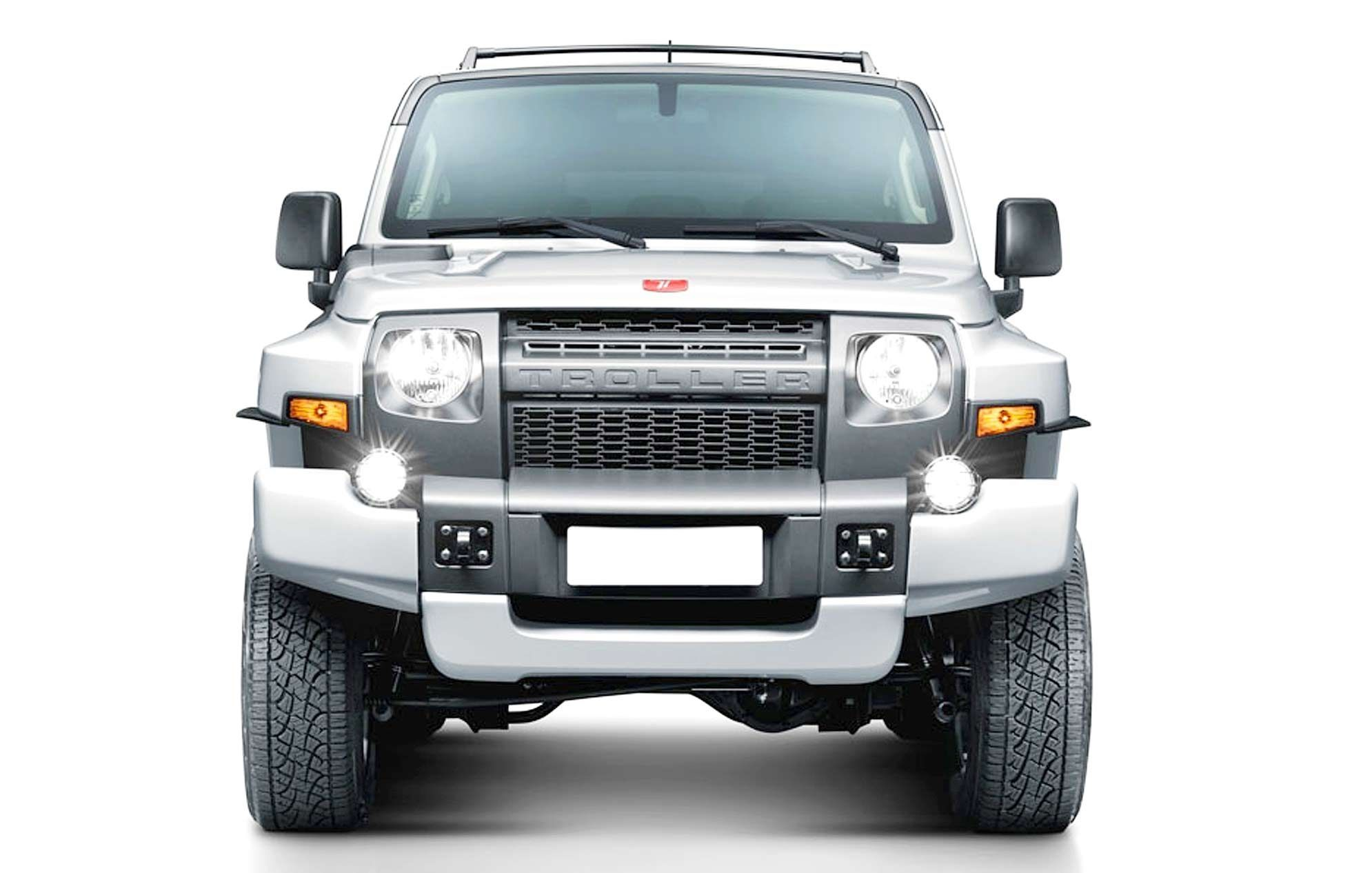 New 2019 Ford Troller T4 Price Ford Bronco Suv Ford Trucks