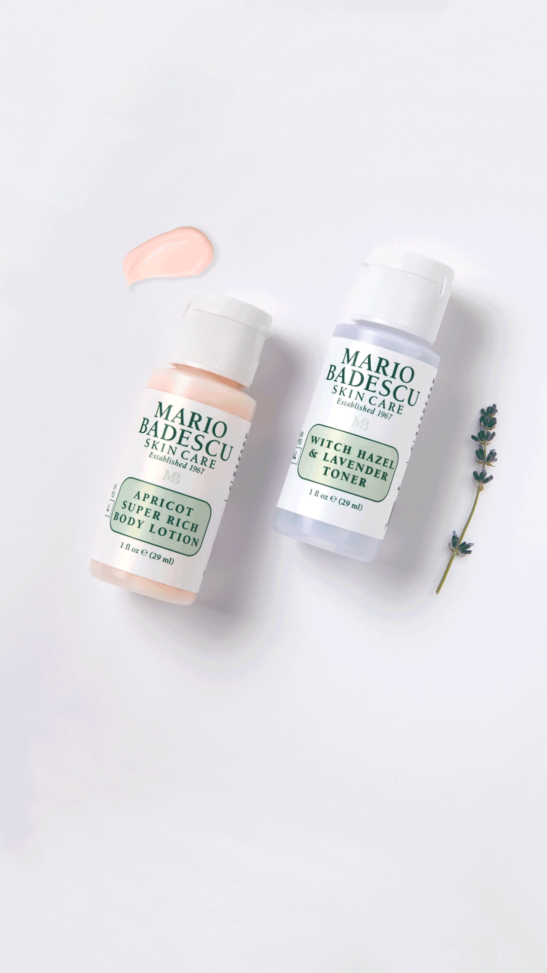 Everyone Loves A Mini Especially With They Come In Twos Receive This Travel Friendly Duo When You S Video Skin Care Toner Products Skin Care Mario Badescu Skin Care