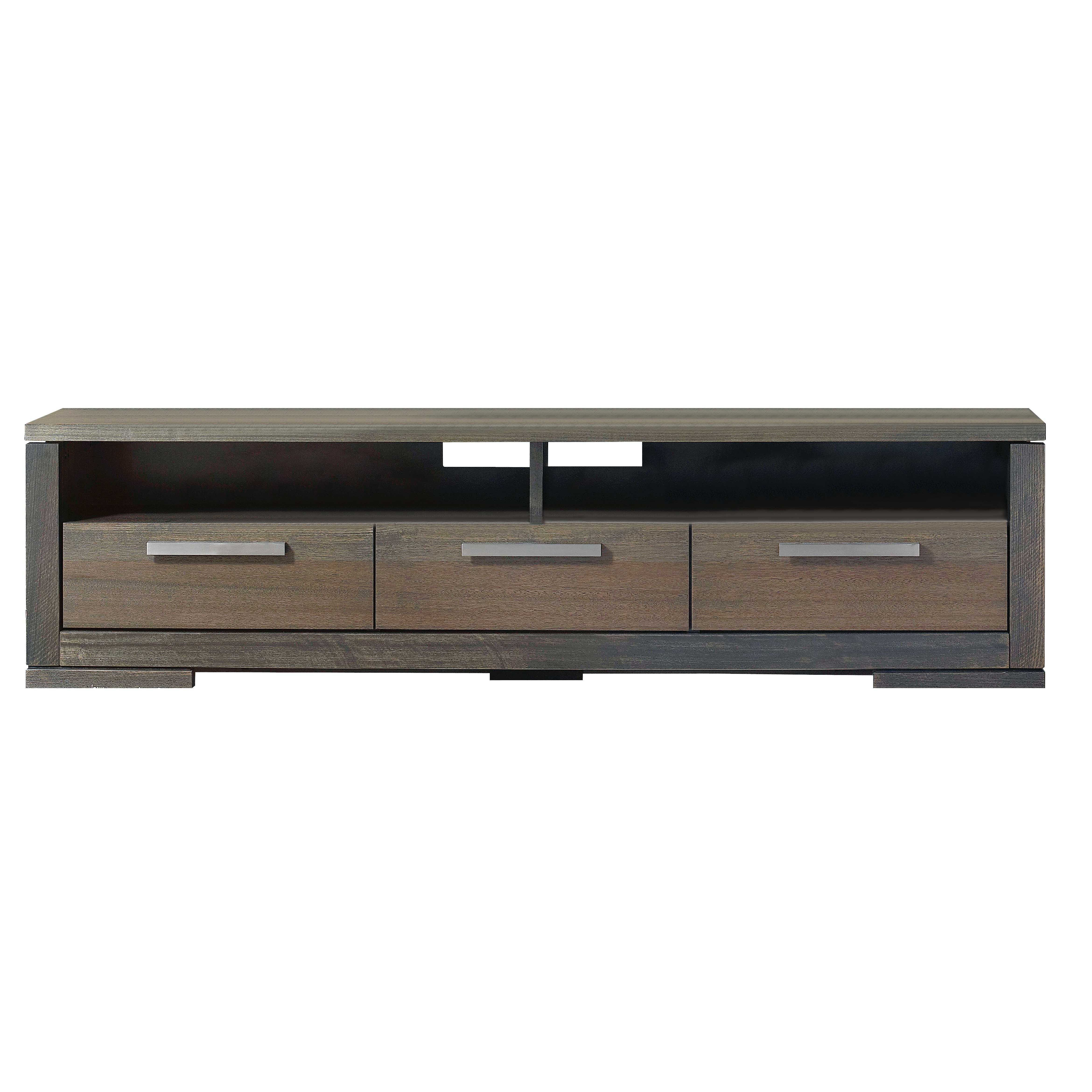 Majestic 3 Drawer Entertainment Unit From Domayne Colour Smoke