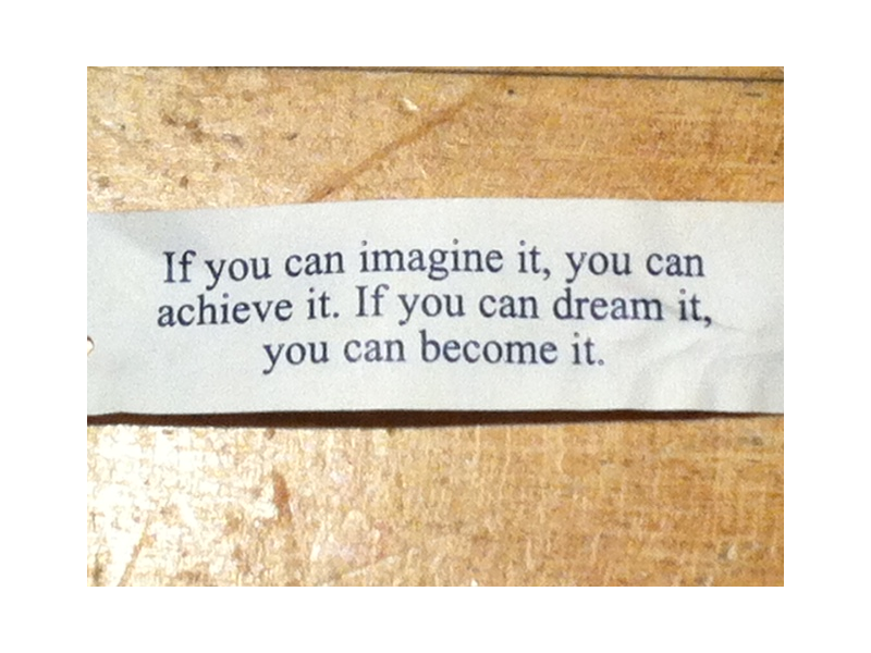 Fortune Cookie Quotes, Fortune