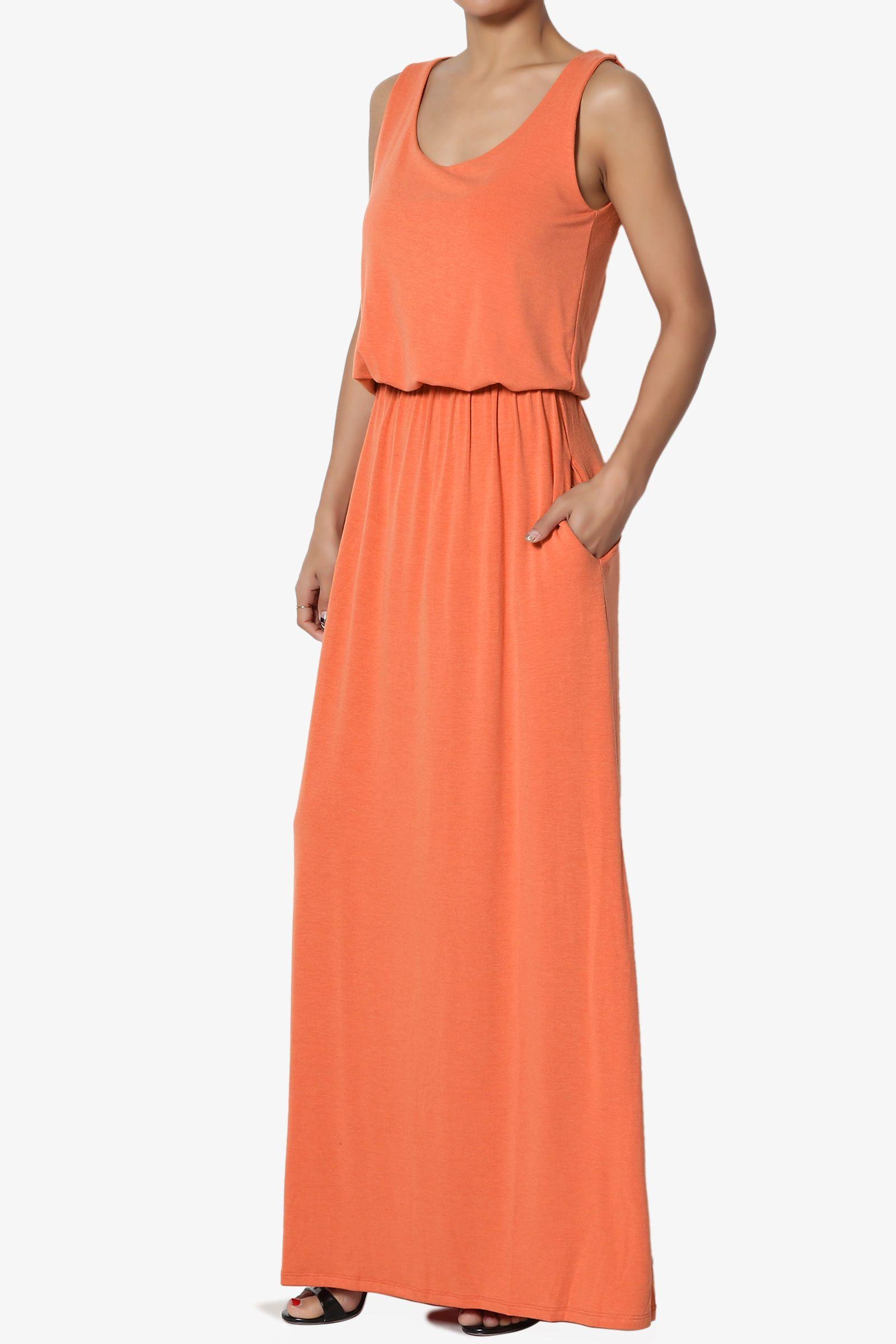 Themogan Themogan Women S S 3x Sleeveless Scoop Neck Blouson Tank Top Long Skirt Maxi Dress Walmart Com Maxi Dress Long Skirt Dresses [ 2400 x 1600 Pixel ]